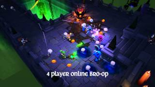 Super Dungeon Bros on PS4