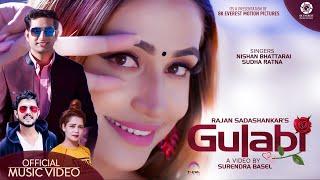 Gulabi - Nishan Bhattarai | Sudha Ratna | Shristi Khadka | Prakash Ramdam | Official Music Video