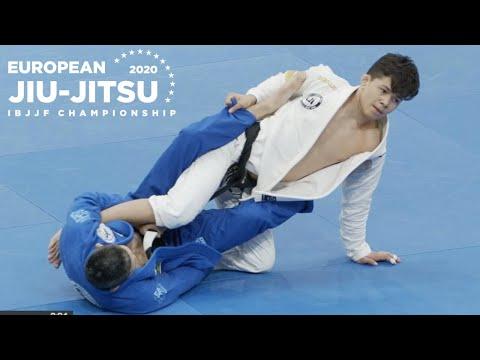 Thalison Soares VS Koji Shibamoto / European Championship 2020
