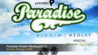 PARADISE RIDDIM MEDLEY 2013 - MIXED BY. DJMUGGSY AI-2640