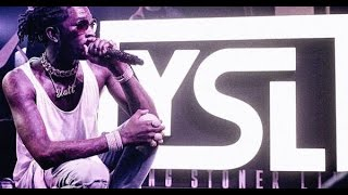 Young Thug Signs Label Imprint Deal for YSL Records with 300 Entertainment.