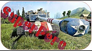 wot divck replay t26e4 superpershing pro v akci