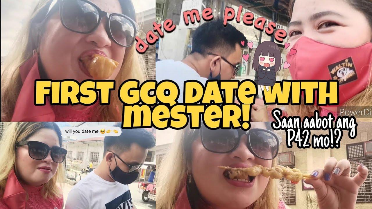 GCQ first date!