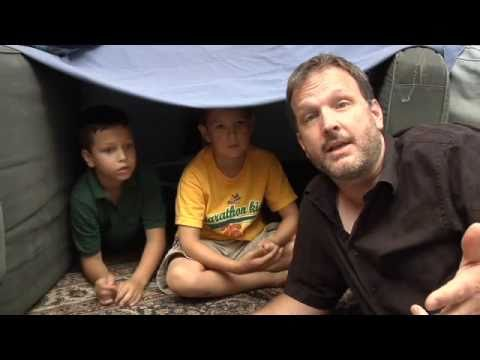 how to build great couch forts dadlabs video youtube