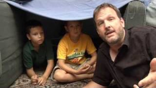How To Build Great Couch Forts - Dadlabs Video