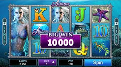 Ariana Mobile Slot [GoWild Casino]