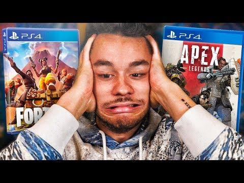 Fortnite, no copies a Apex Legends...