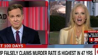 CNN Host To Kellyanne Conway: Why Does Trump Lie So Much?
