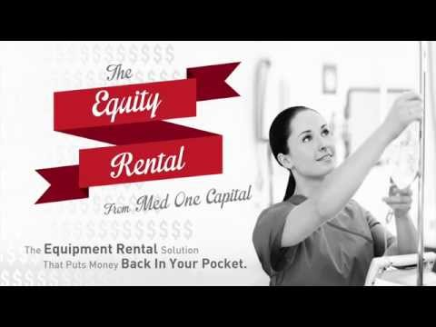 Medical Equipment Rental -  A Creative And Efficient Solution
