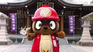 隣国攻防の要 黒崎城(リンク先ページで動画を再生します。)