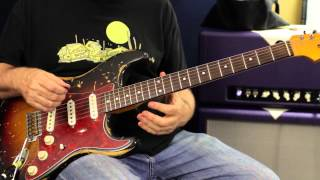 Soloing Over Chord Changes - Guitar Lesson With Tim Pierce - How To Solo pt 1