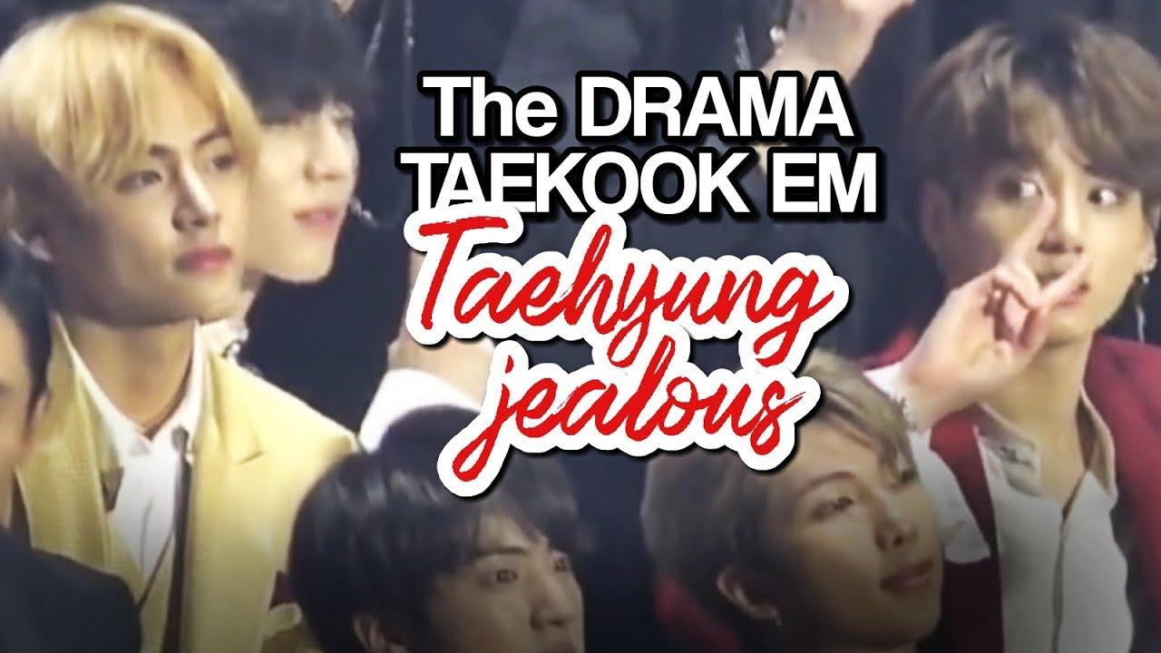 O Drama Taekook - Taehyung jealous time {VKOOK}