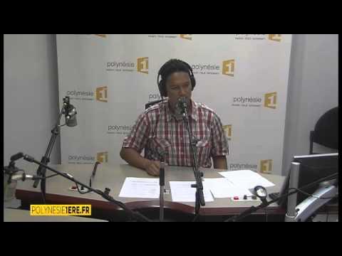 20 03 2014 - Débat n°13 - Papeete - Elections municipales Polynésie 1ère radio