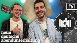 Gefühlte Fakten - Comedy-Autoren roasten sich, Mate Knights, Madeline Juno | NDA #61