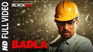 Full Video: Badla Song | Blackमेल | Irrfan Khan | Amit Trivedi | DIVINE | Amitabh B | Latest Songs