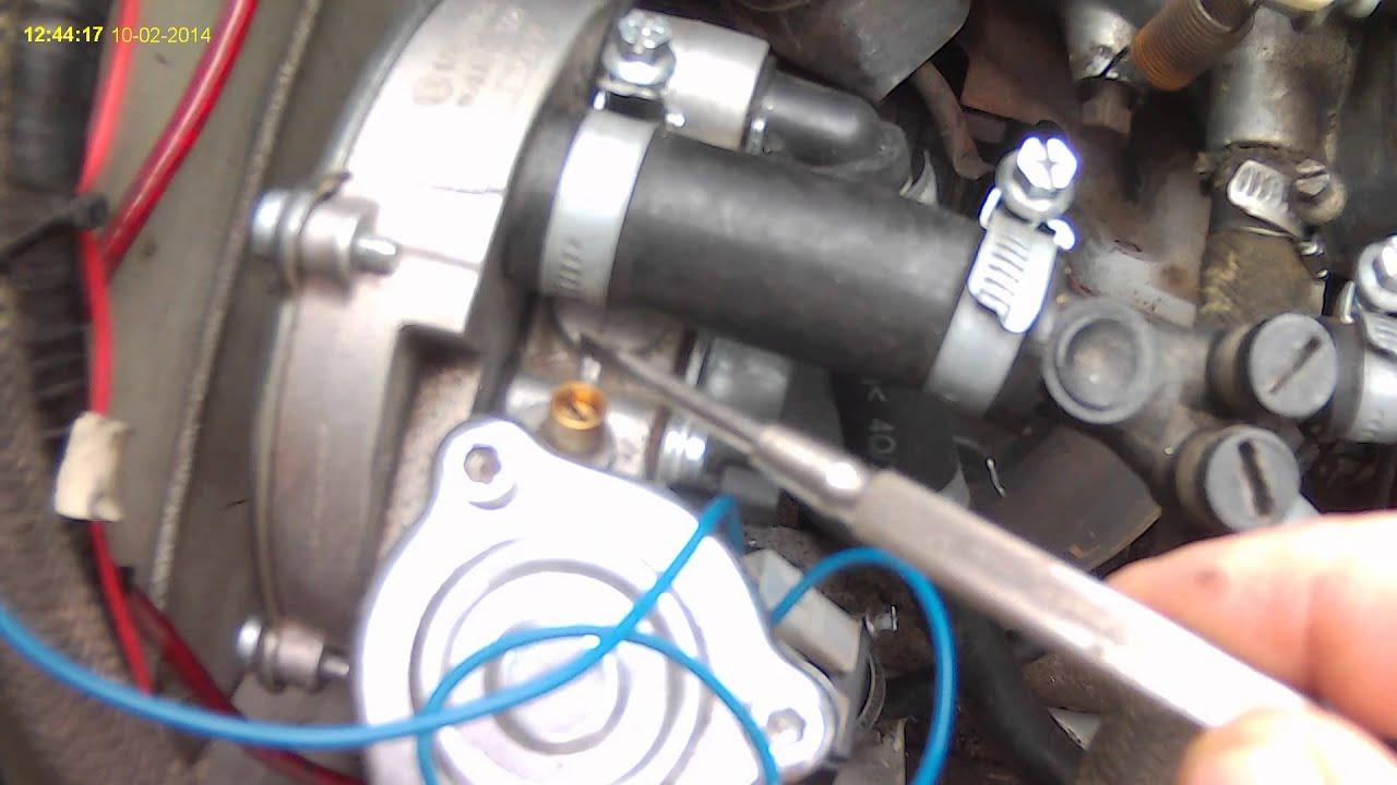 как правильно регулировать газовый редуктор опель