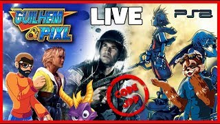 LIVE PLAYSTATION 2 : God of War, Medal of Honor, Kingdom Hearts, Final Fantasy et autres !