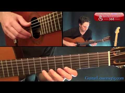 Fragile Guitar Lesson Sting Guitar Lessons 365