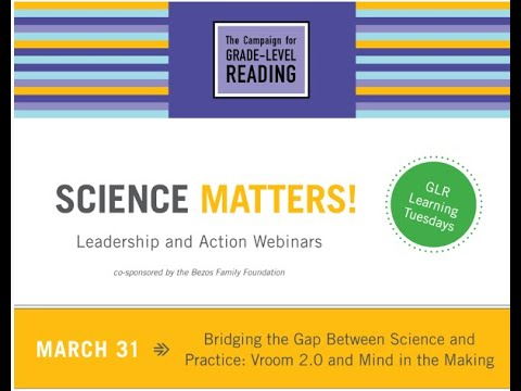 LT: Bridging The Gap Between Science And Practice: Vroom 2.0 And Mind In The Making