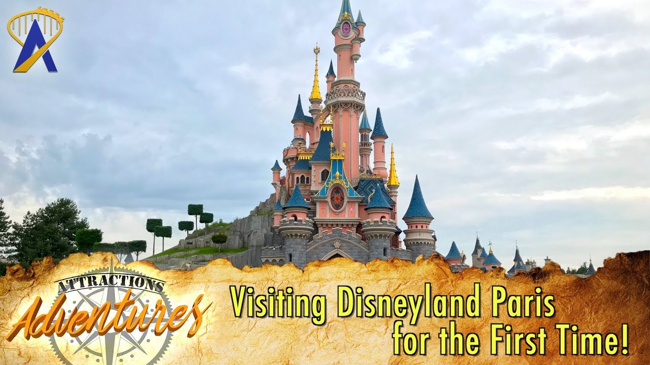 Visiting Disneyland Paris For The First Time Attractions Adventures Youtube