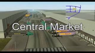 Repeat youtube video 18 wos haulin  mod Mex-Usa-Canada map v3.0