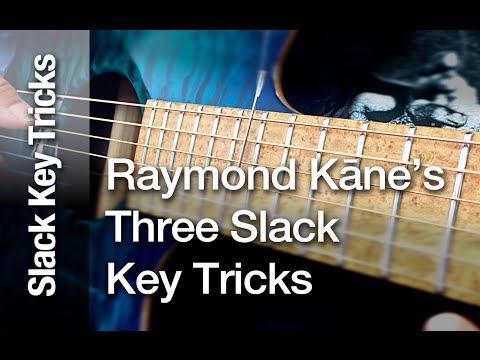 Three Old Time Hawaiian Slack Key Guitar Tricks (Open G  or Taro Patch Tuning) Ki Ho