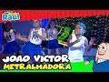 "JOÃO VICTOR CANTA ""METRALHADORA"" NO PROGRAMA RAUL GIL"