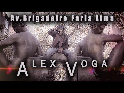 Pop Rock - Av Brigadeiro Faria Lima - Alex Voga