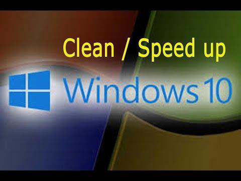 How to Clean C Drive in Windows 10 / উইন্ডোজ ১০ এর গতি বাড়াবেন কিভাবে