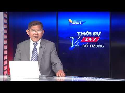 Thời Sự 247 với Đỗ Dzũng | 01/05/2021 | SET TV www.setchannel.tv