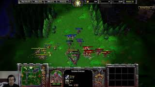Warcraft 3 Reforged: Survival Chaos 3.2 #3 - We Hate Heroes! w/ Fel Orc