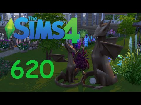 Sims 4 E11 620 Ruhe störender Lärm   Let's Play Deutsch