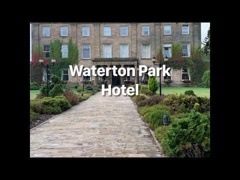 waterton park hotel wedding decor
