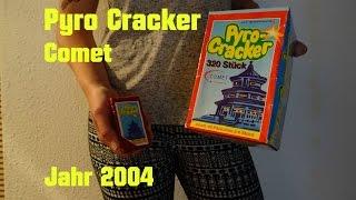 Pyro Cracker - Comet Pagode - Rarität (ca.2004) - [1080p Full HD]