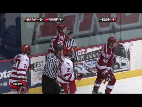 RPI Men's Hockey vs. Harvard University