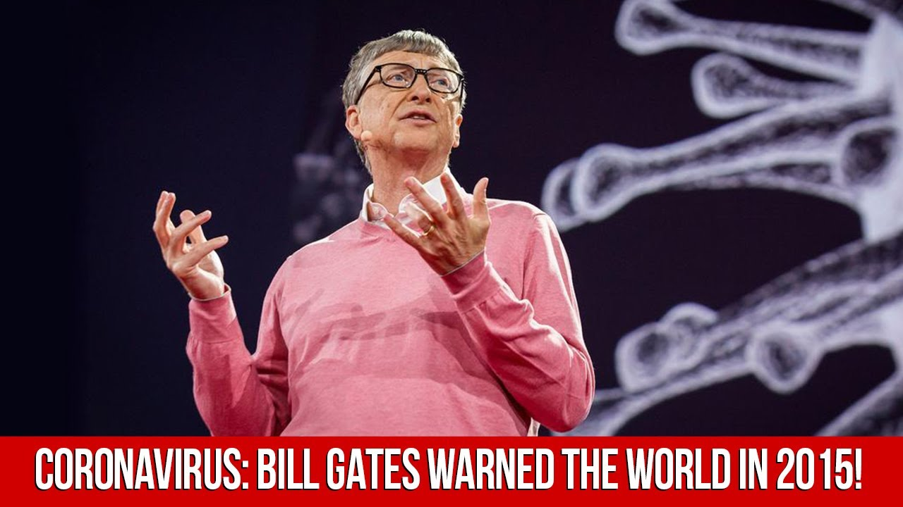 Coronavirus Pandemic | In 2015, Bill Gates Predicted World Would Face 'Highly Infectious Virus&