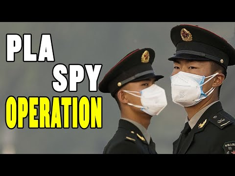 China's Secret Global Spy Operation—Zhenhua Data Leak