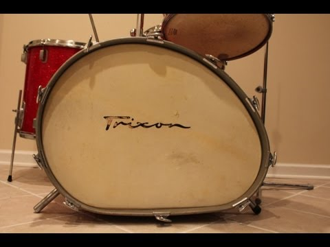 Trixon Speedfire Drums - YouTube 1ee2d7a80