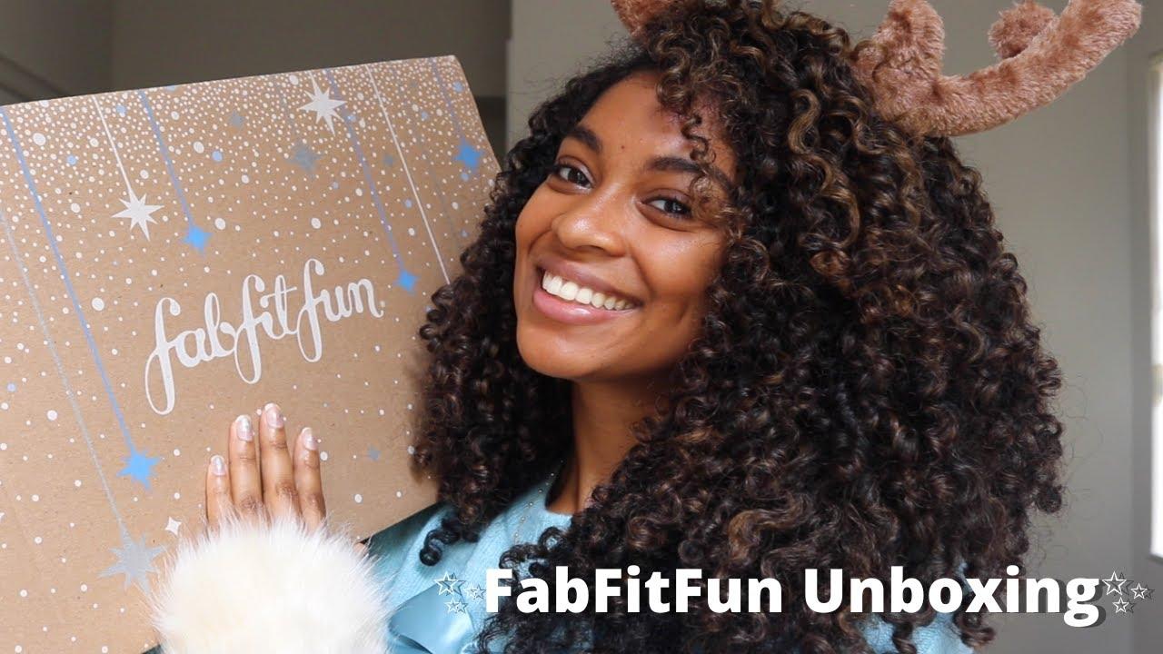 Winter FabFitFun Unboxing: Holiday Gift Idea