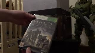 Halo Reach legendary edition Flaming Helmet 2019 Unboxing