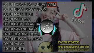 DJ TERBARU 2021 - DJ TIKTOK TERBARU 2021 - DJ VIRAL TERBARU 2021 - DJ LADA DIDA LADIDA
