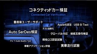 アリオン 車載向け品質検証サービスのご紹介(IVI Promotion Movie Japanese ver.)