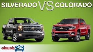 Chevy Silverado vs Chevy Colorado | Which Chevy Truck is Best?
