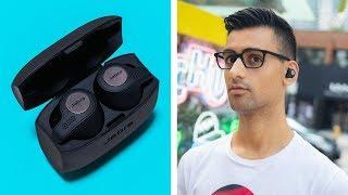 BEST Truly Wireless Earbuds 2018! - Jabra Elite Active 65t