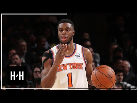 Chicago Bulls vs New York Knicks - Highlights | March 19, 2018 | 2017-18 NBA Season