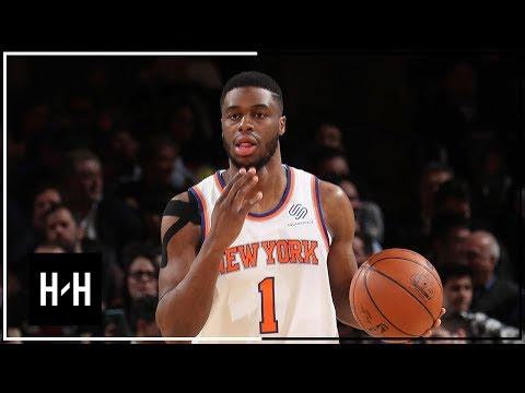 Chicago Bulls vs New York Knicks - Highlights | March 19, 2018 | 2017-18 NBA Season