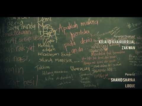 MonoloQue Menampilkan Dato' Siti Nurhaliza - Tanah Airku Tanah Airmu Jua.