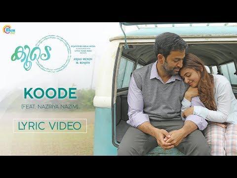 Koode -Koode Ft Nazriya Nazim