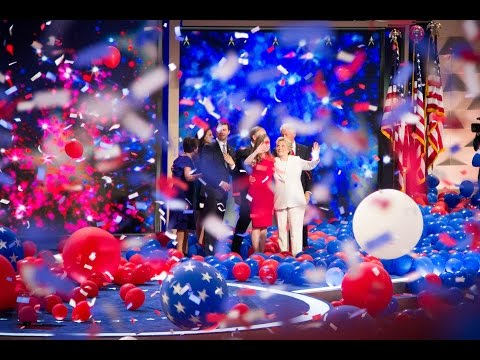 Hillary Clinton makes history as Democratic nominee and the general election strategy begins