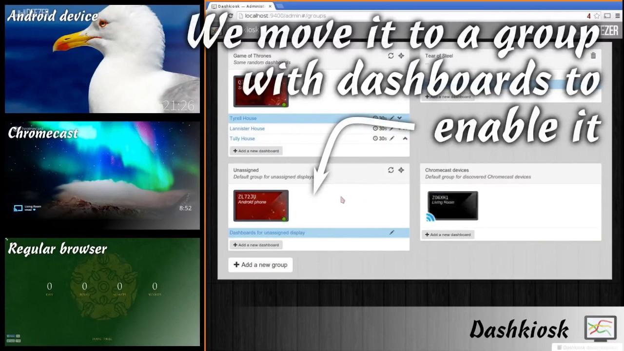 Dashkiosk's documentation — Dashkiosk 2 7 3 documentation